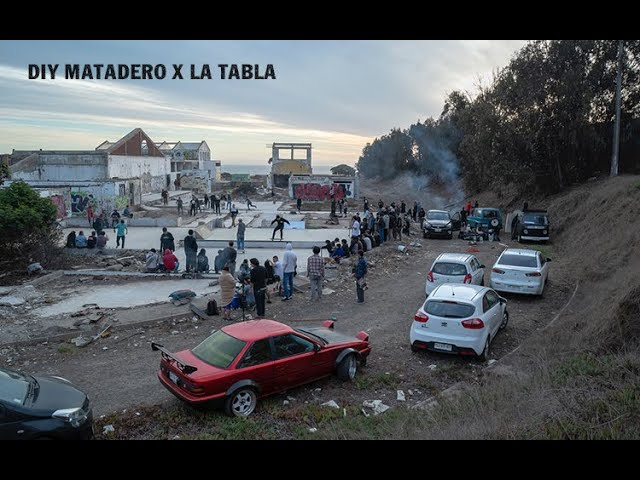 DIY MATADERO x LA TABLA