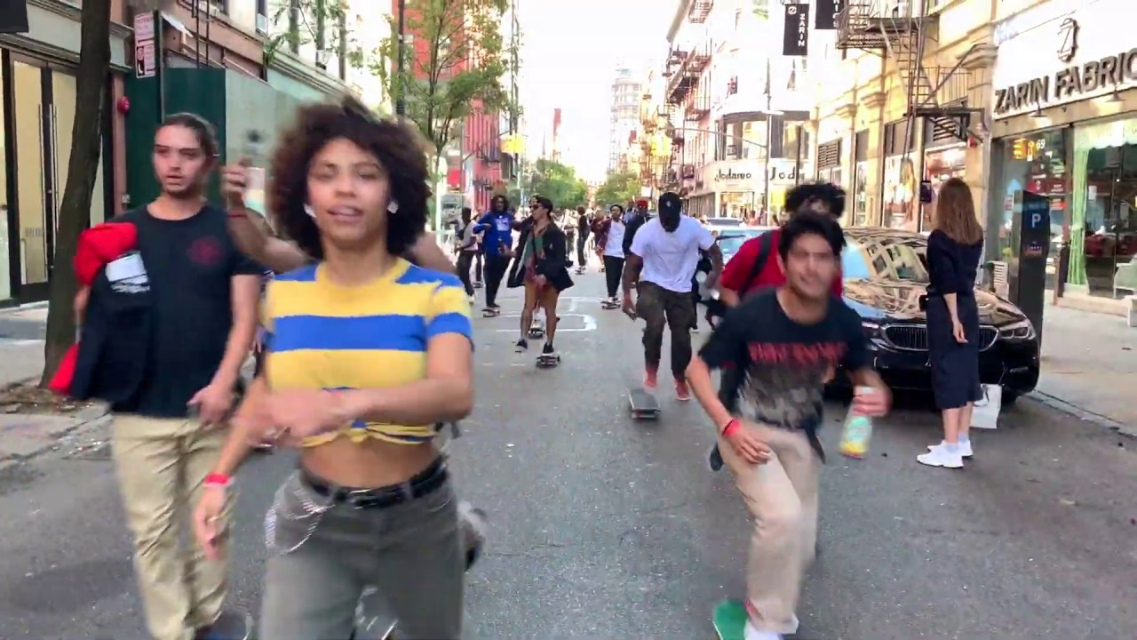 Goat skate day NYC 2019