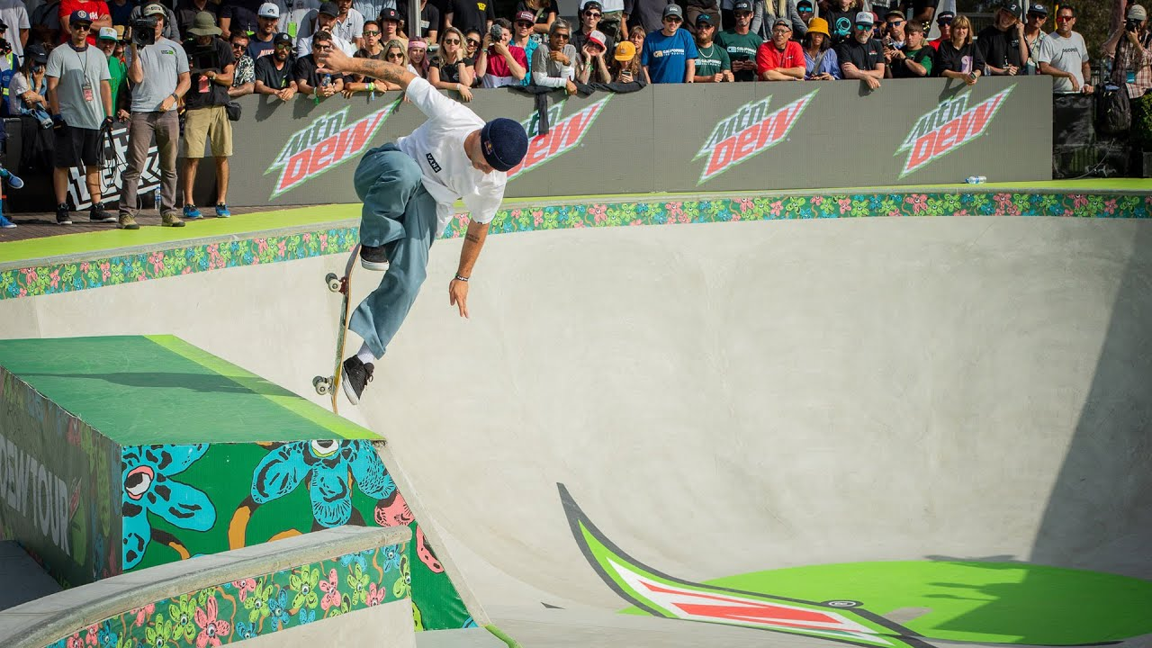 Men's Park Final Live Webcast | 2019 Dew Tour Long Beach