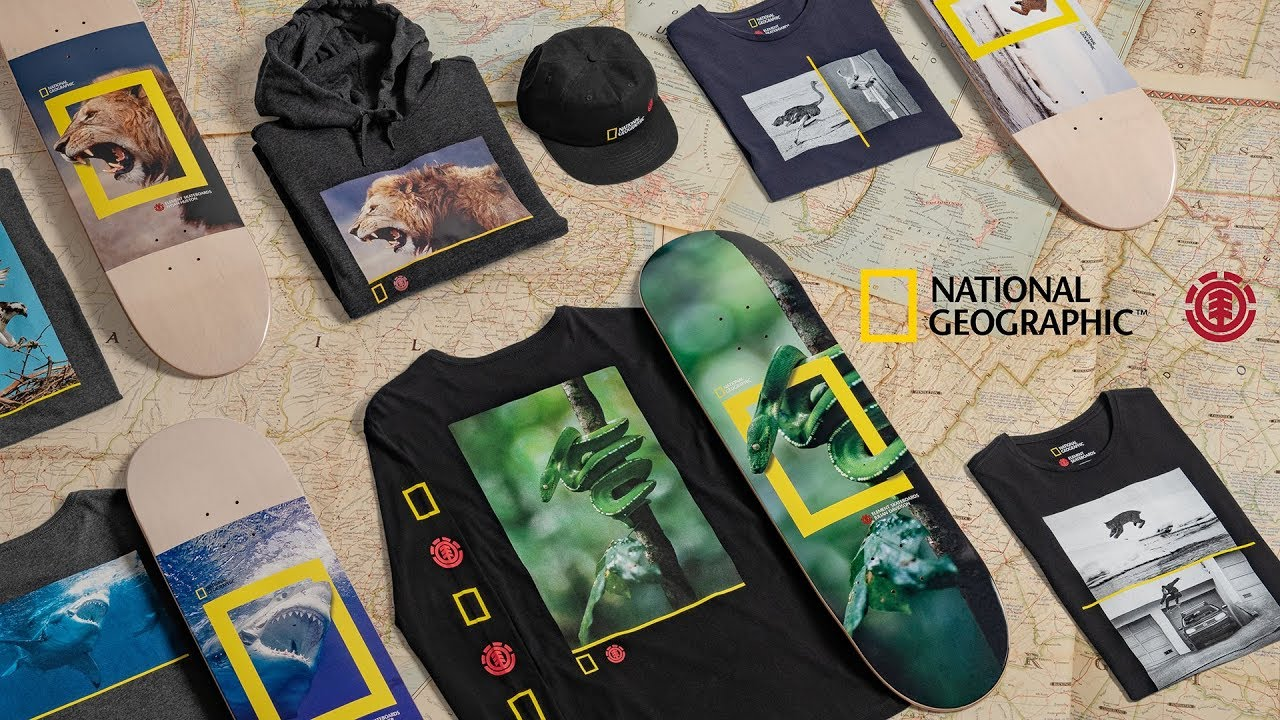 National Geographic & Element - Fall 19