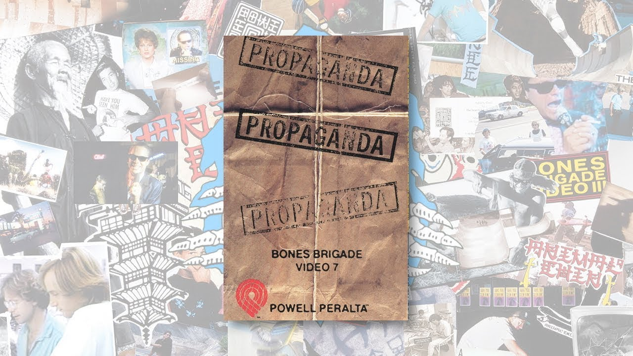 POWELL PERALTA PRESENTS: PROPAGANDA