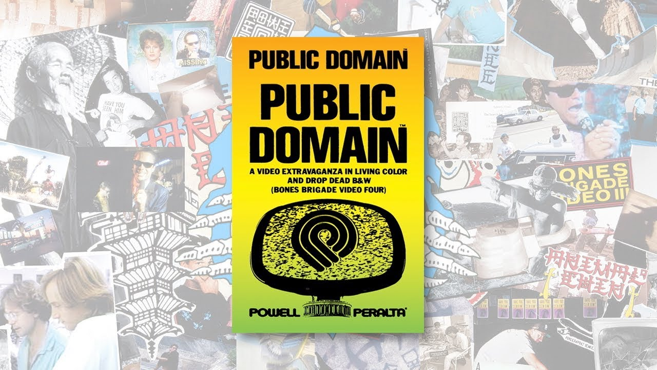 POWELL PERALTA PRESENTS: PUBLIC DOMAIN