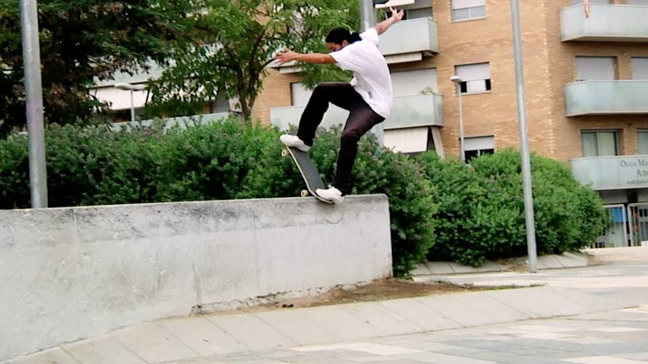 "Rough Cut: Alexis Ramirez's ""Sk8Mafia"" Part"