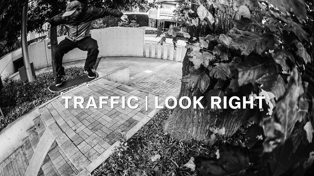Traffic |  Look Right  | Transworld Skateboarding