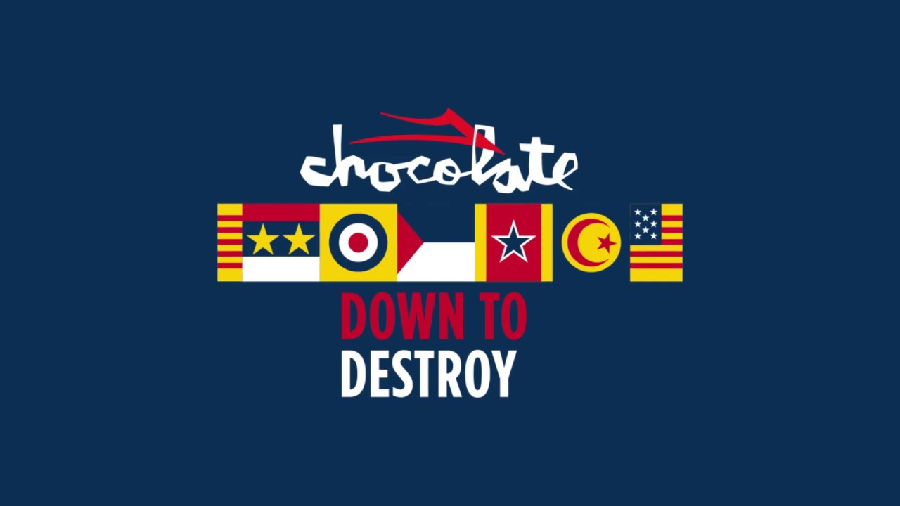 """Lakai and Chocolate """"Down to Destroy"""""""