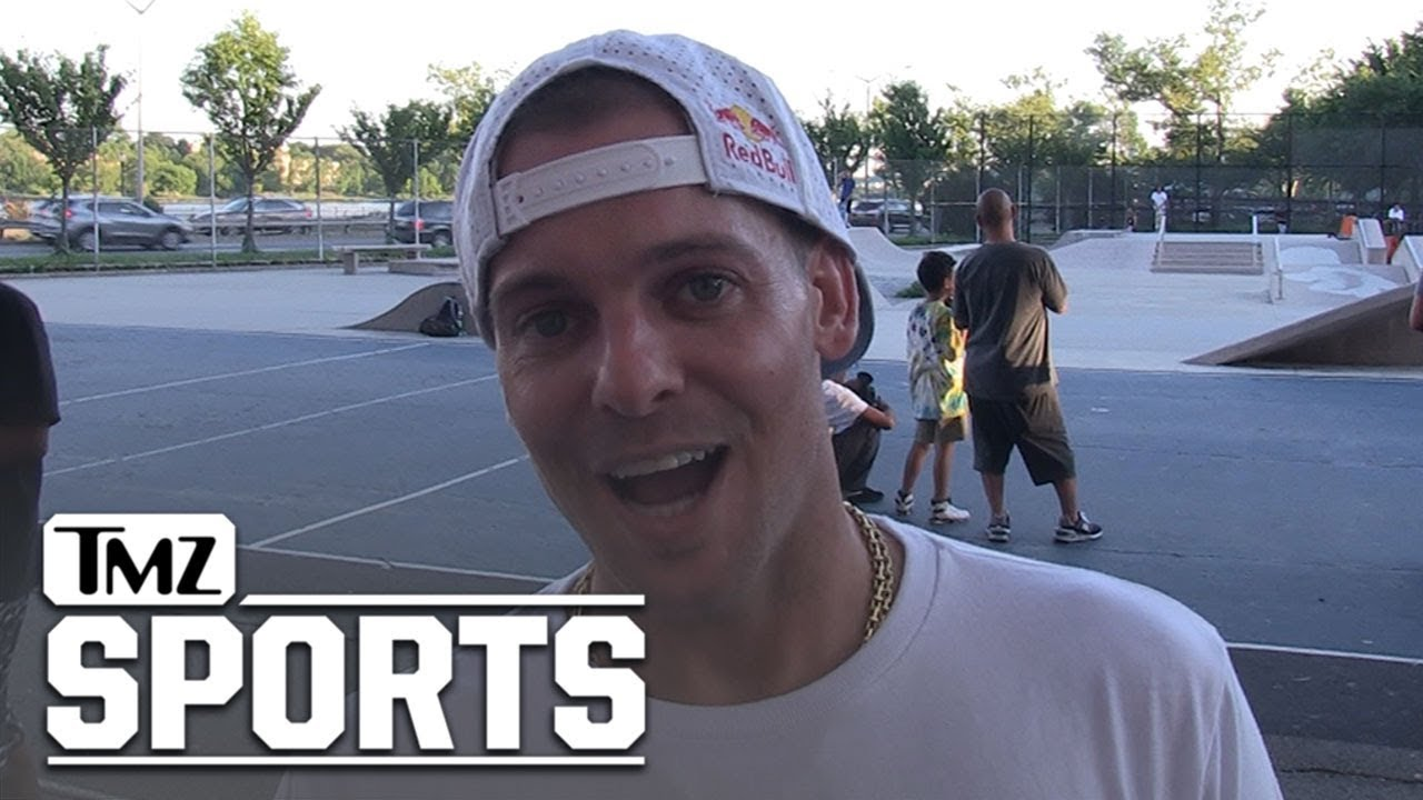 Ryan Sheckler Says Young Skaters Don't Appreciate Tony Hawk | TMZ Sports