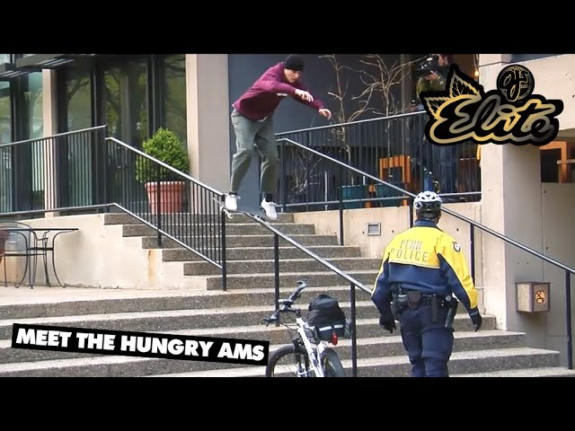 Meet The Hungry Ams | OJ Wheels