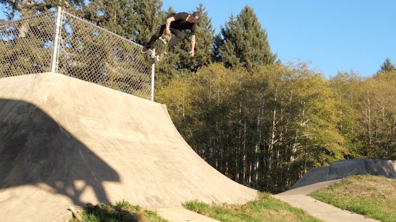 "Rough Cut: David Gravette's ""Bronson"" Part"