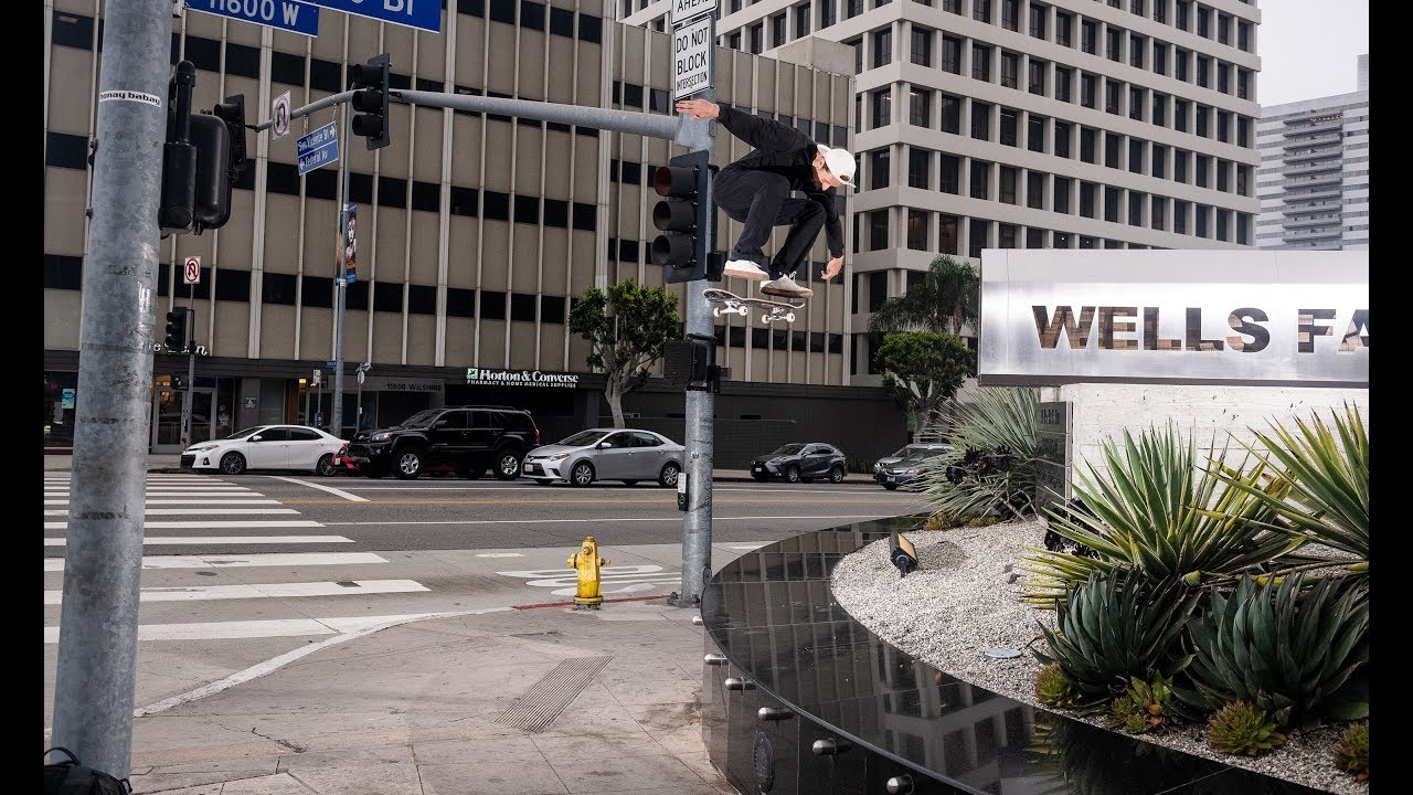 "Walker Ryan's ""Wilshire Wonderland"" Part"