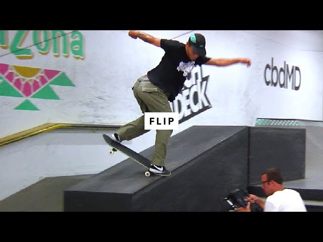 FLIP ams + Alec Majerus in the TWS Park