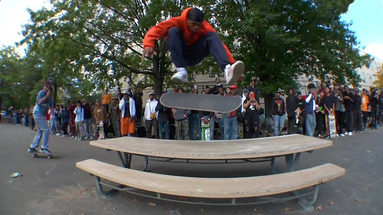 "Hardies x Spitfire x KCDC ""Throw Down at Blue Ground"" Video"