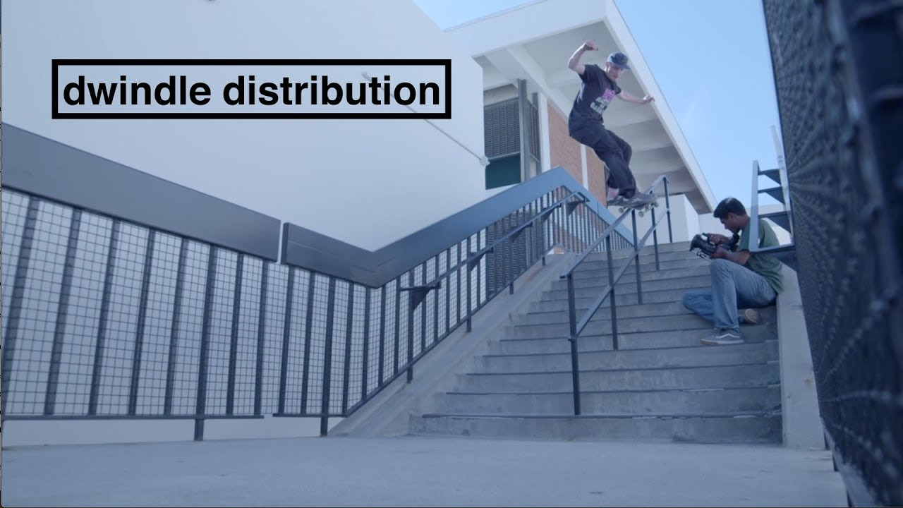 Skatecation 2019 | Dwindle Distributor Flow