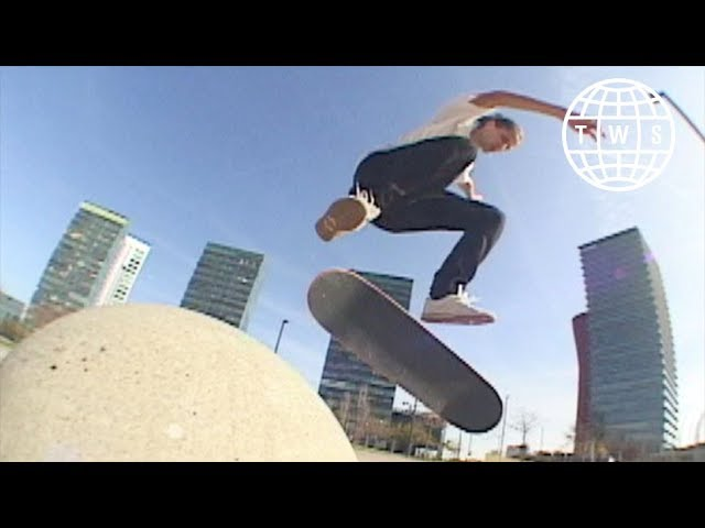 Sour Files Episode 13 | Barcelona's Most Unique Skate Spots