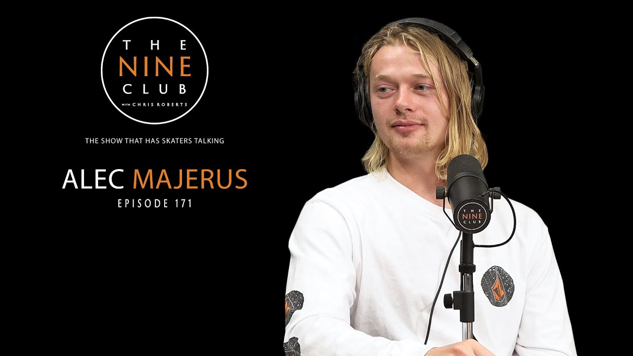 Alec Majerus | The Nine Club With Chris Roberts - Episode 171
