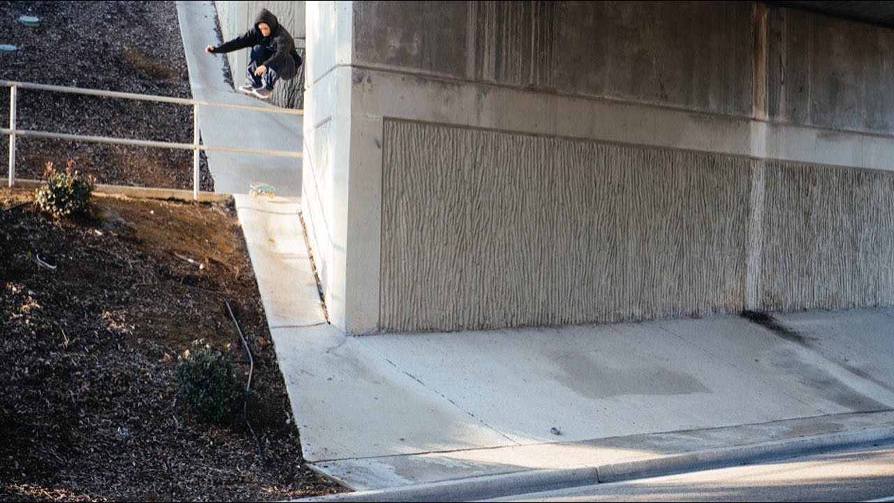 "Eddie Cernicky's ""Welcome to Krooked"" Part"