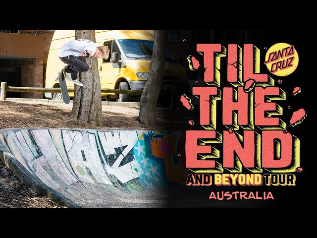 Get in the Santa Cruz Team Van! In-Depth Oz Tour 2019