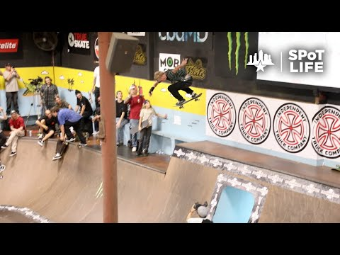 Tampa Am 2019: Independent Best Trick – Jereme Knibbs, Jake Wooten, Austin Zito – SPoT Life