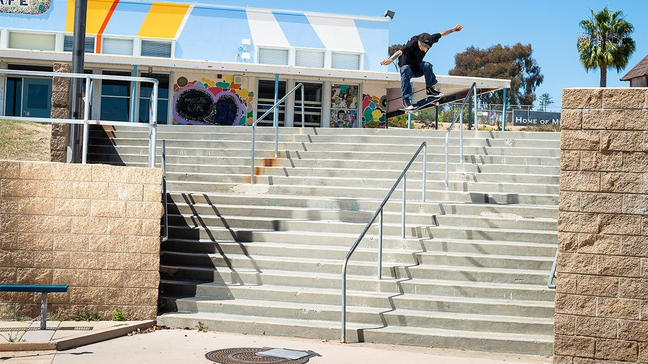 "Milton Martinez's ""¡DEMOLICIÓN!"" Part"