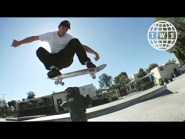 The Brazilian Skaters in Long Beach take over Cherry Park