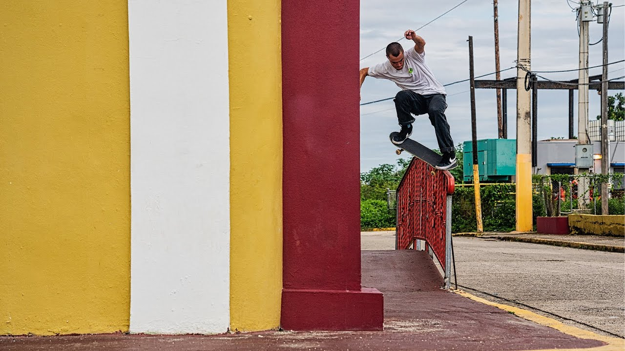 HUF Welcomes Mason Silva To The Team