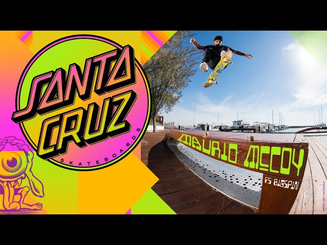 Maurio McCoy's VX Deck vs. The Water, Not Again?!