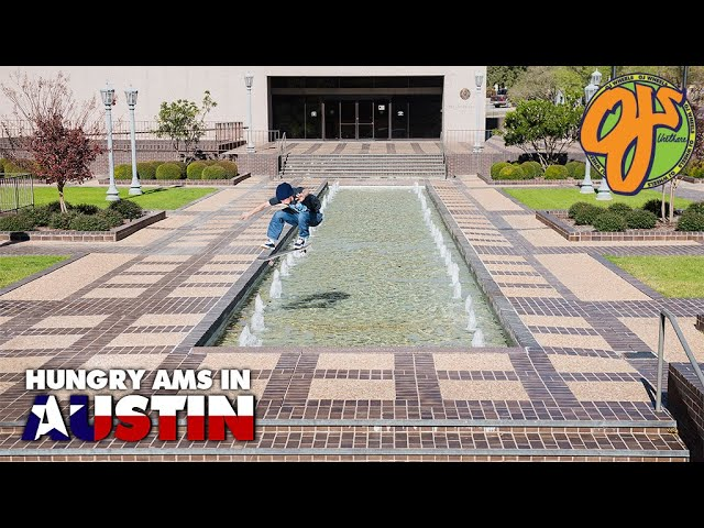 Still Hungry! | OJ Wheels Hungry Ams in Texas