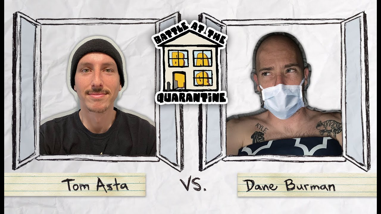 Battle At The Quarantine | Tom Asta Vs. Dane Burman