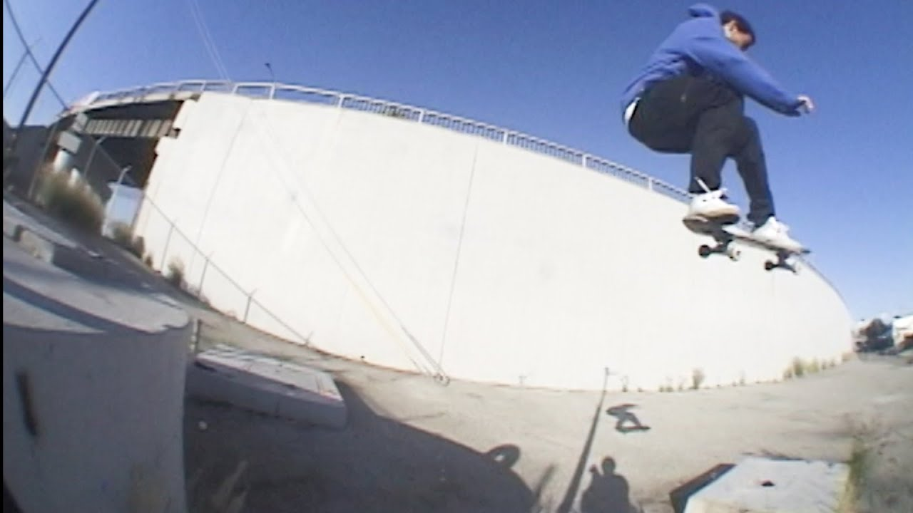 "Trevor McClung's ""Welcome to Artform"" Part"
