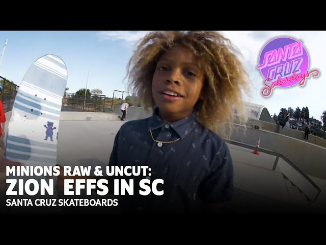 He Said WHAT To Maurio McCoy?! Zion Effs: SC Minions Raw & Uncut | Santa Cruz Saturdays