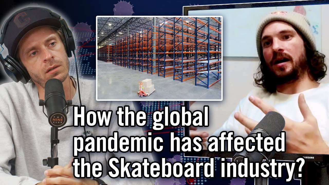 Is There A Skateboard Shortage Because Of The Pandemic!?!?! - Torey Pudwill