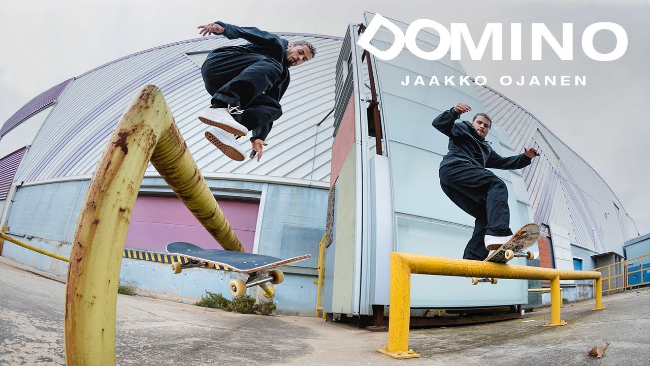 "Jaakko Ojanen in DC's ""Domino"" Part 05"
