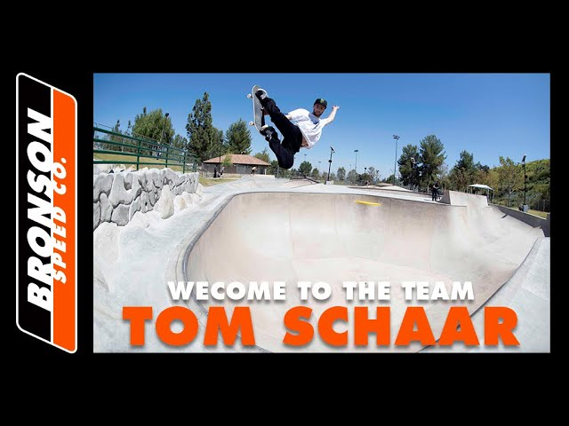 Tom Schaar: Welcome To The Team | Next Generation Bearings | Bronson Speed Co.