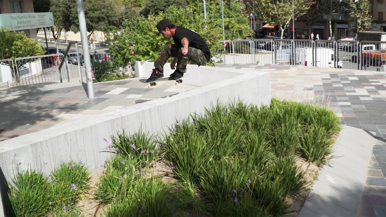 "Matt Miller's ""Visual"" Part"