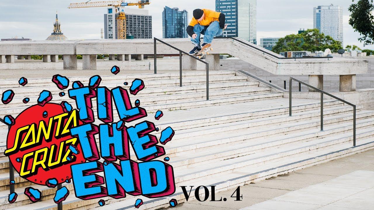 """Santa Cruz' """"Till the End"""" Vol.4"""