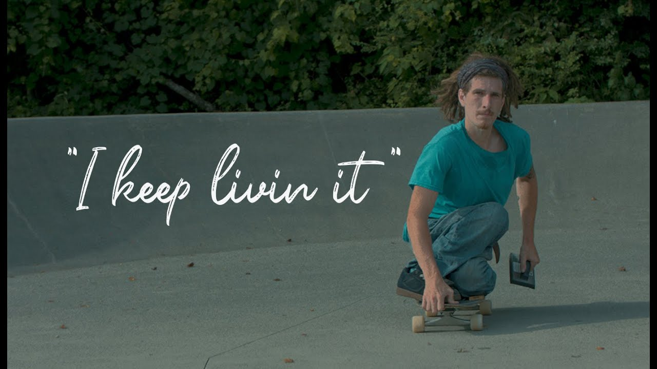 "The Paralyzed Skateboarder | ""I Keep Livin' It"""