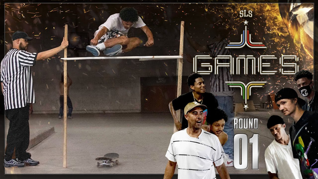 Team KOSTON vs Team SHANE  |  SLS GAMES Round One