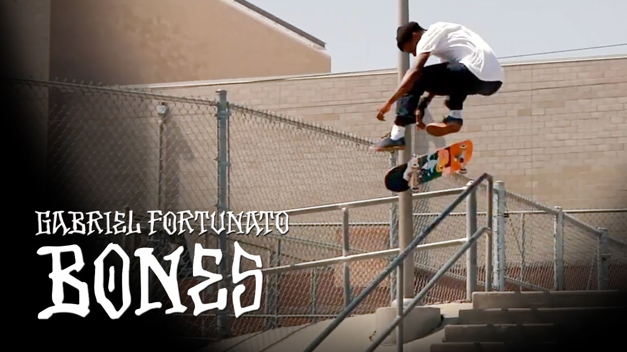 BONES WHEELS - GABRIEL FORTUNATO
