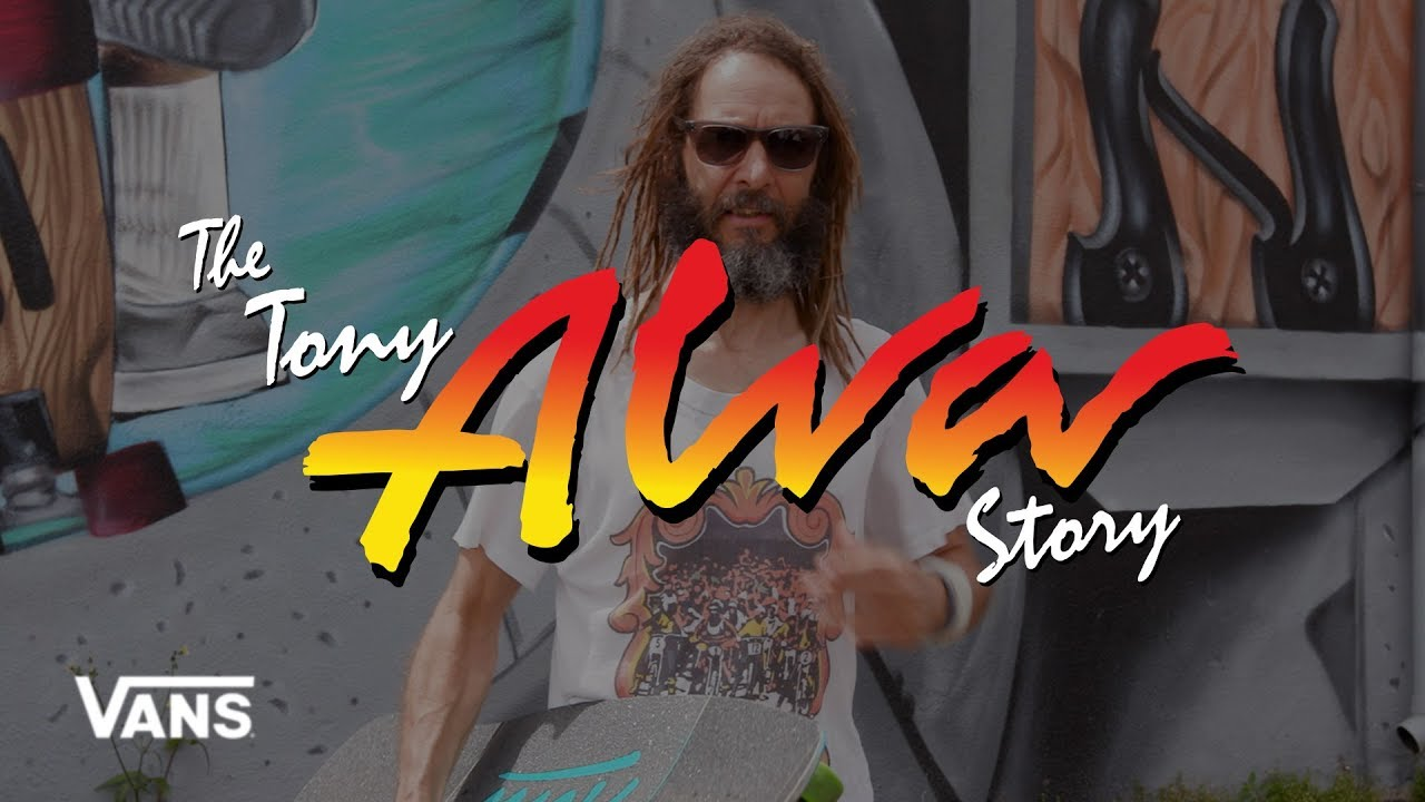 The Tony Alva Story | Jeff Grosso's Loveletters to Skateboarding | Skate | VANS