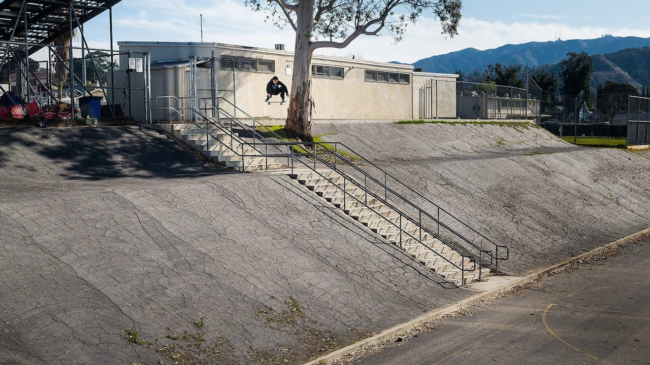 "Rough Cut: Mason Silva's ""Nike SB"" Part"