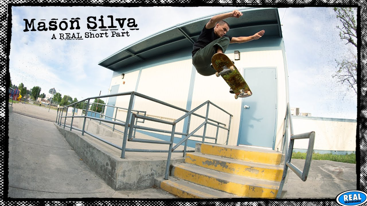 Mason Silva : A REAL Short Part
