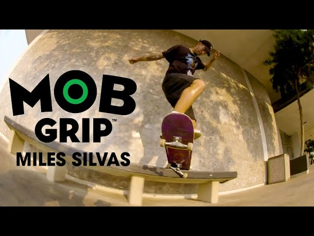 Mob First with Miles Silvas | MOB Grip