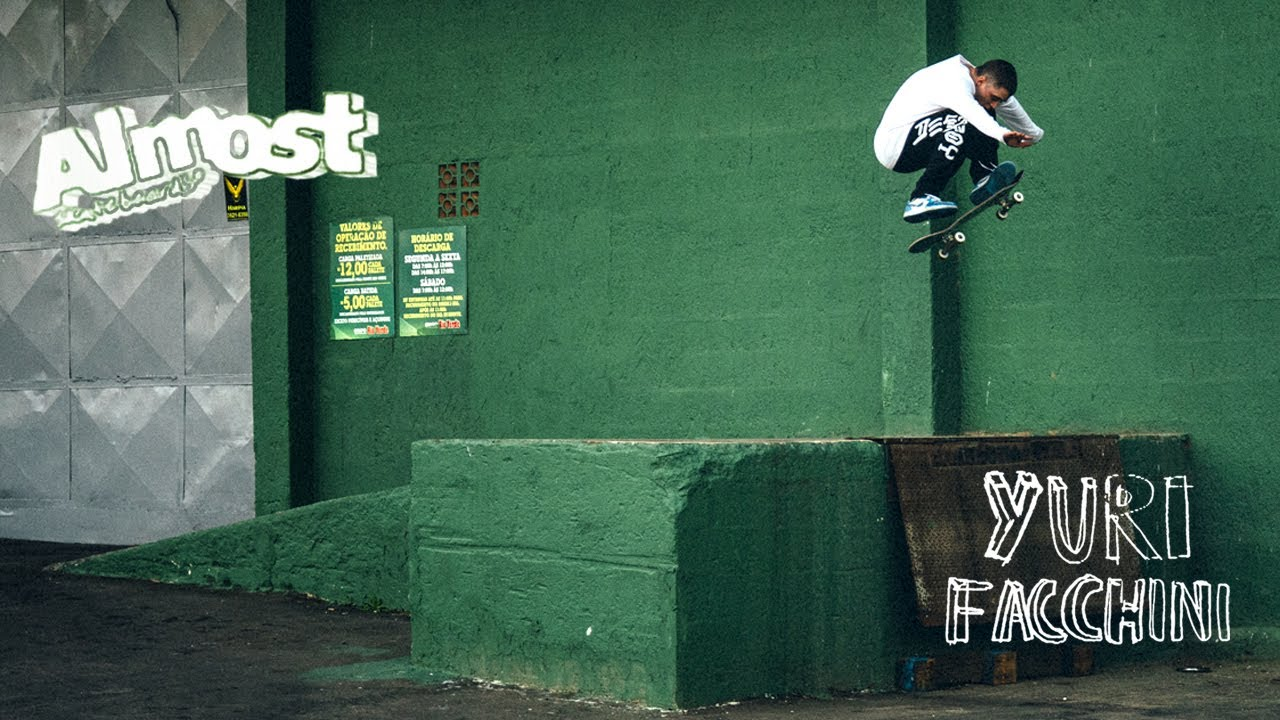 "Almost Presents: Yuri Facchini ""For the Culture"" Video"