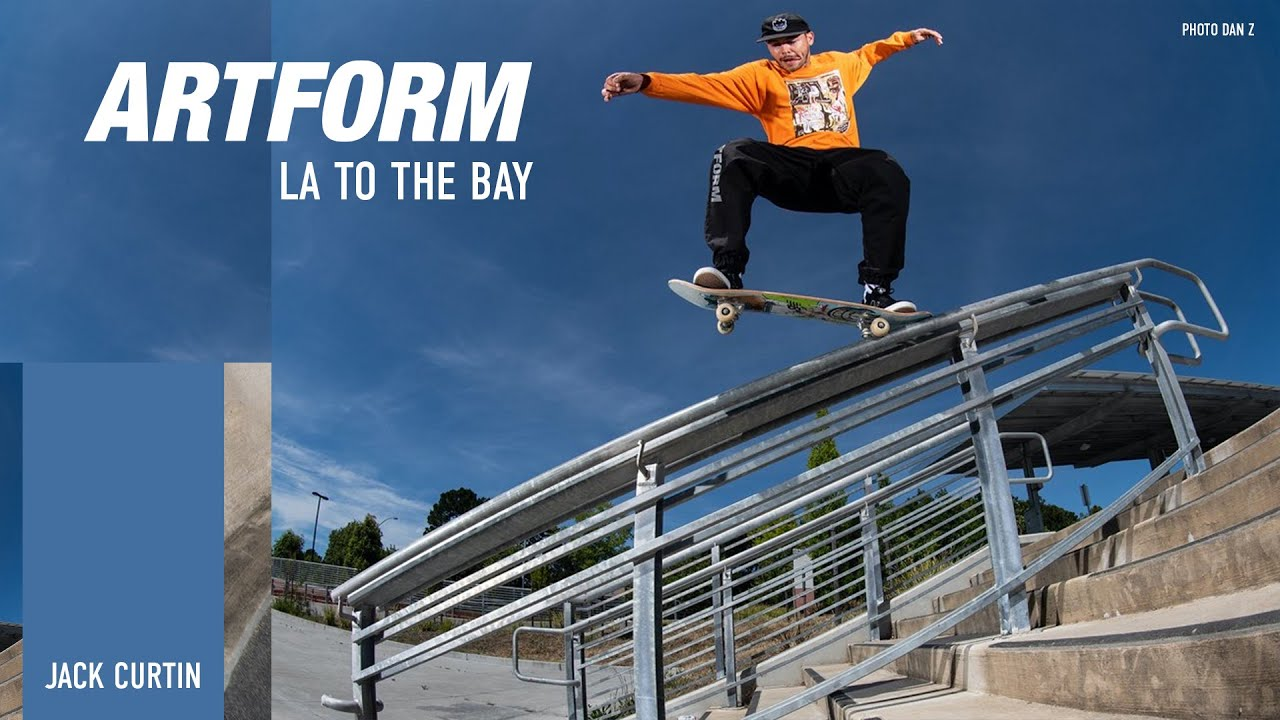 "ARTFORM's ""LA to the Bay"" Video"