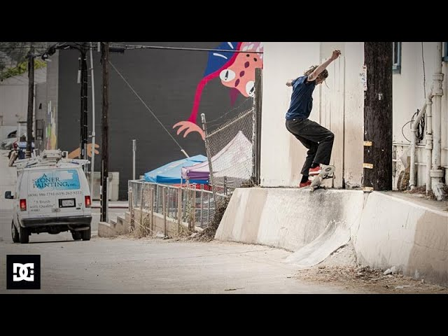 DC SHOES : EVAN SMITH MANUAL S RAW FOOTAGE