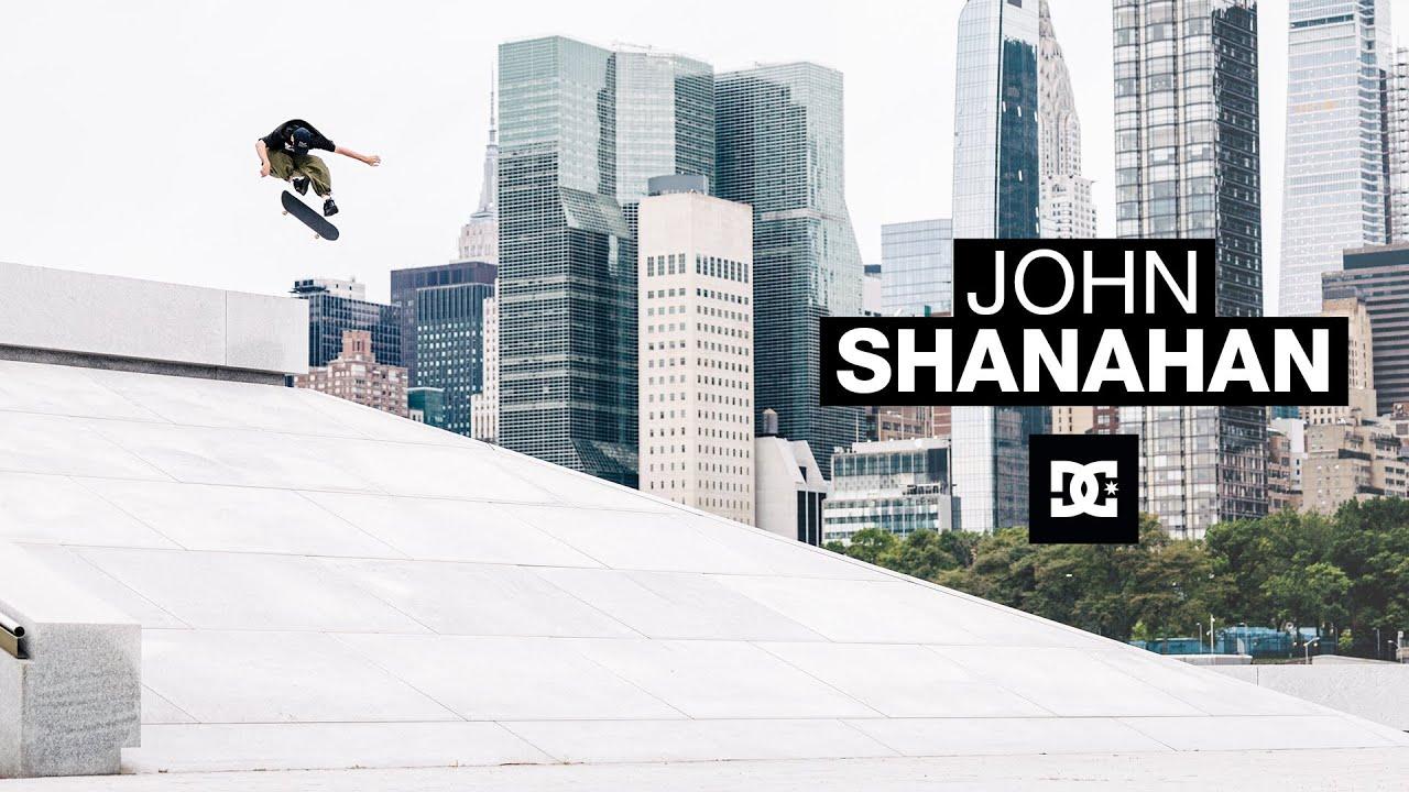 "John Shanahan's ""Cargo Sneaker"" DC Shoes Part"