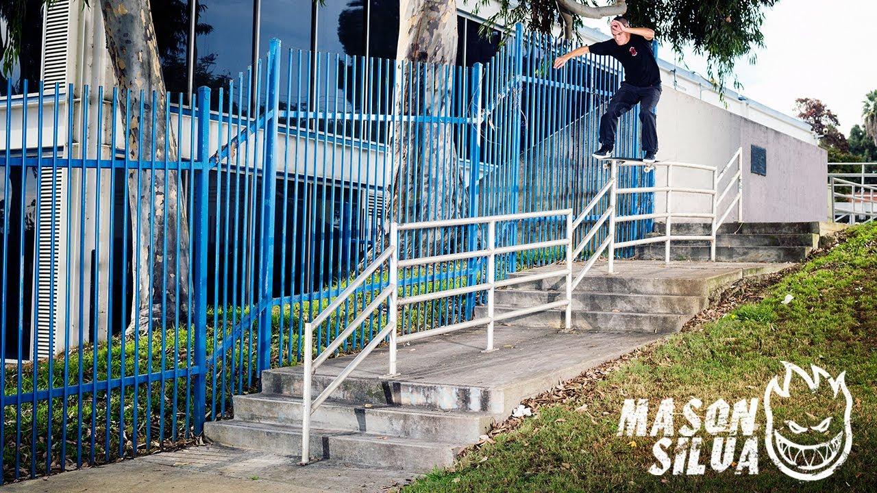 "Mason Silva's ""Spitfire"" Part"
