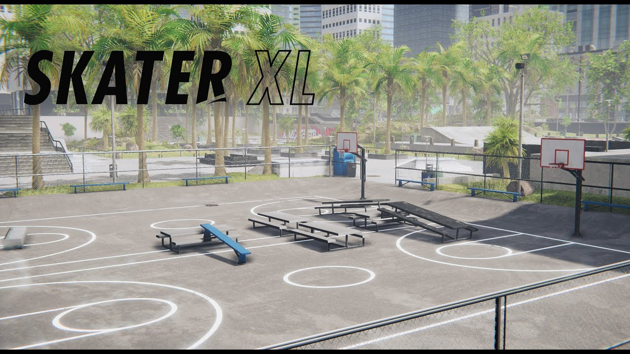 Skater XL - Access Mod Maps and Gear - December 2020