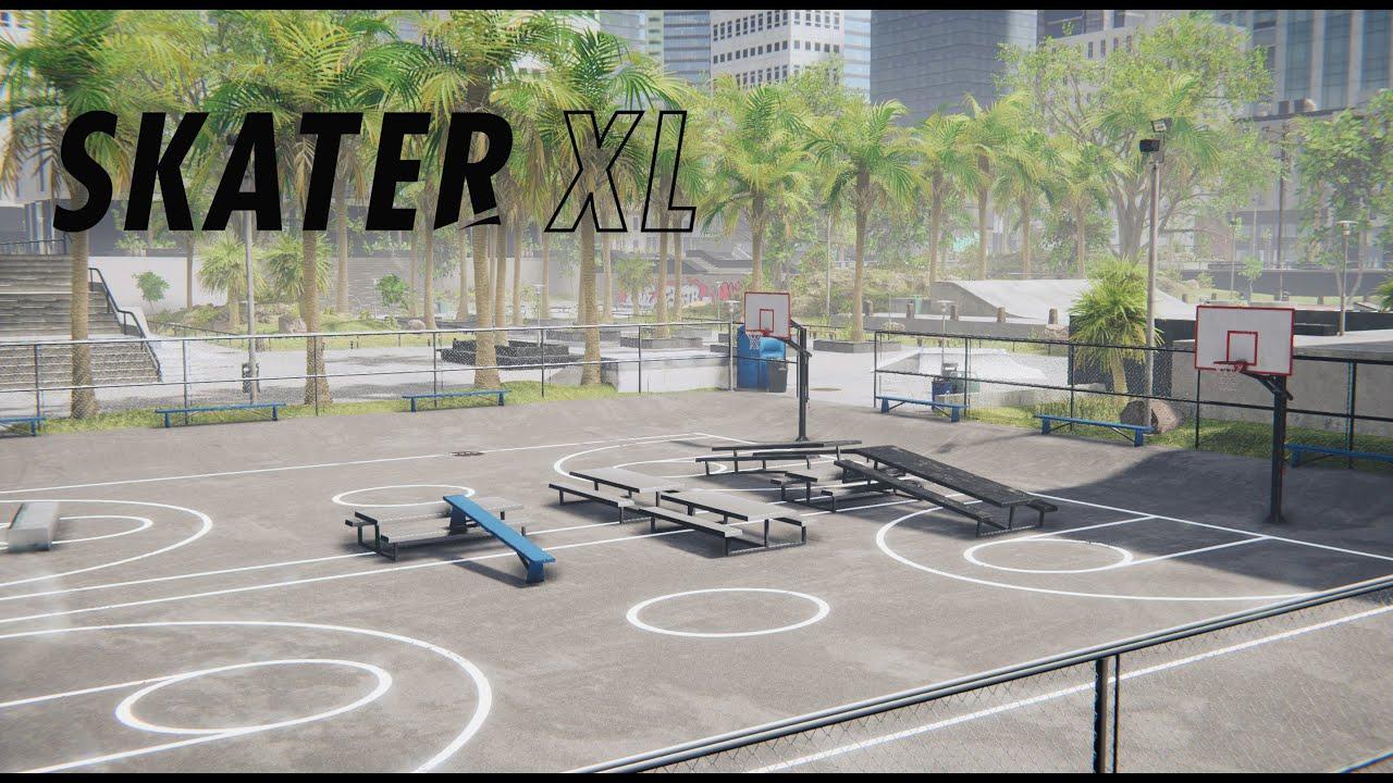 Skater XL - Access Mod Maps and Gear - December 2020