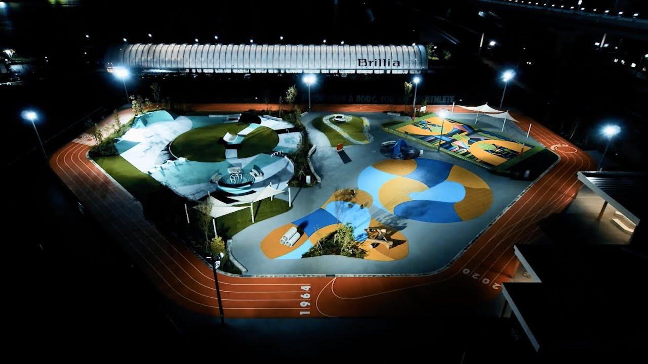Nike SB Japan | Toyosu Park Chaos Derby