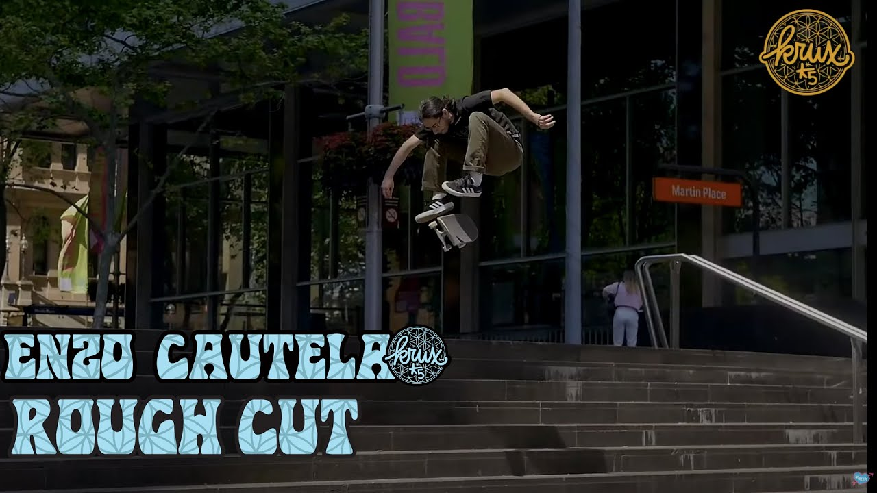 Enzo Cautela: FUX With KRUX: Rough Cut